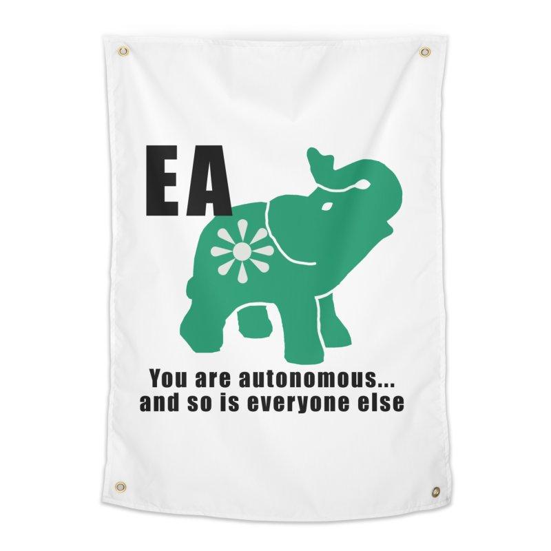 You Are Autonomous Home Tapestry by everyonesautonomous's Artist Shop