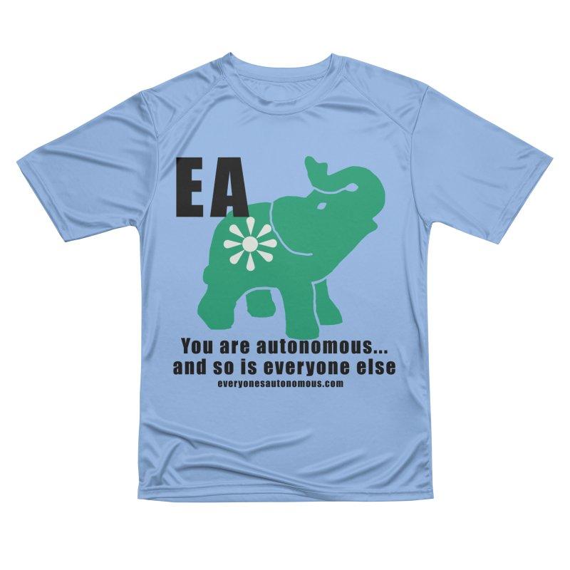 EA, Quote & WWW Women's T-Shirt by Everyone's Autonomous' Artist Shop