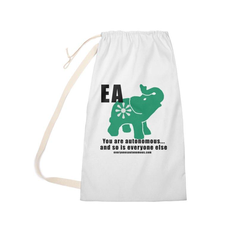 EA, Quote & WWW Accessories Bag by Everyone's Autonomous' Artist Shop
