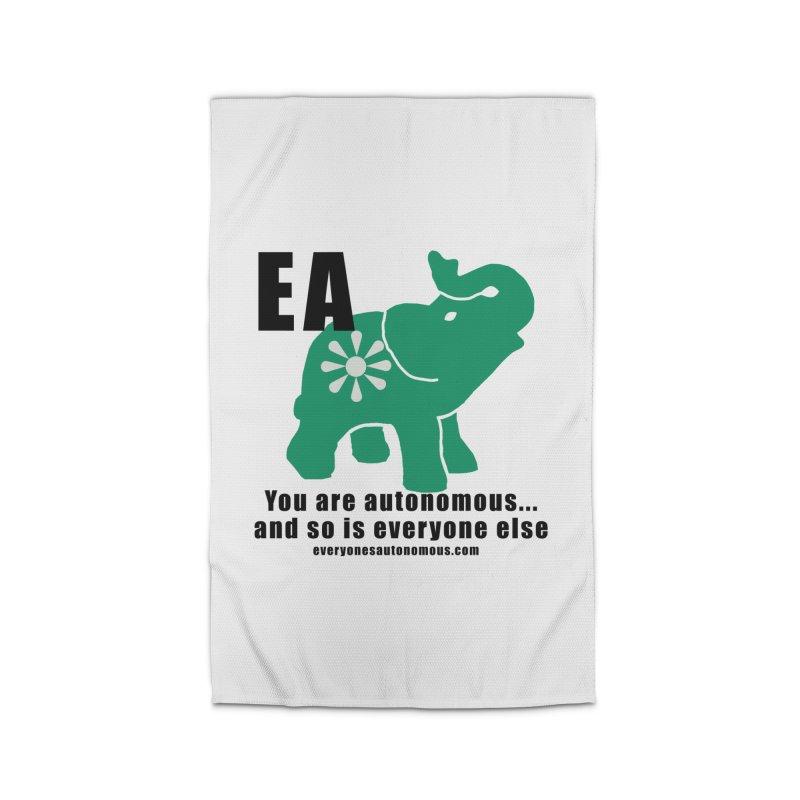 EA, Quote & WWW Home Rug by everyonesautonomous's Artist Shop