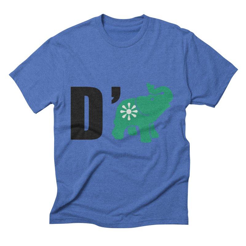 D'Elephant Men's T-Shirt by Everyone's Autonomous' Artist Shop