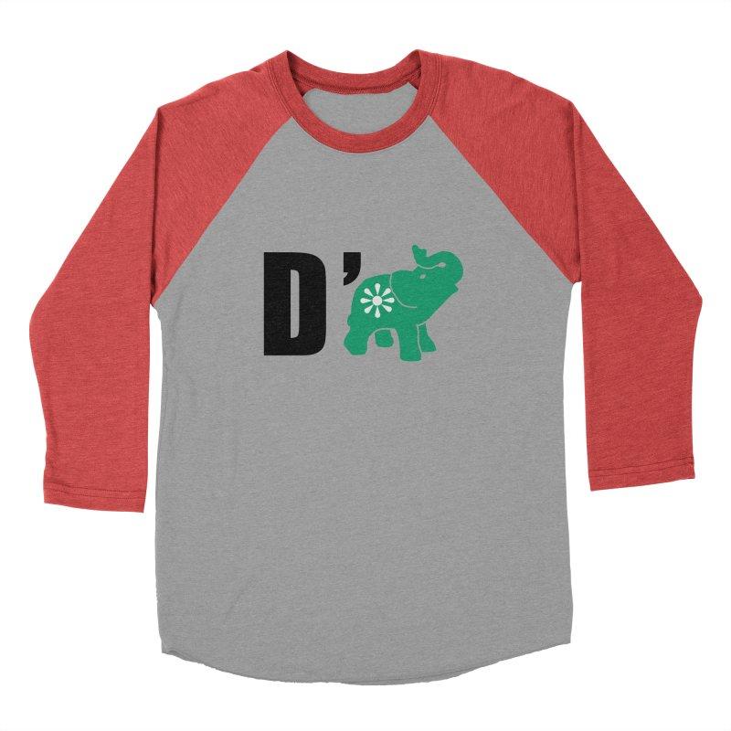 D'Elephant Men's Longsleeve T-Shirt by Everyone's Autonomous' Artist Shop