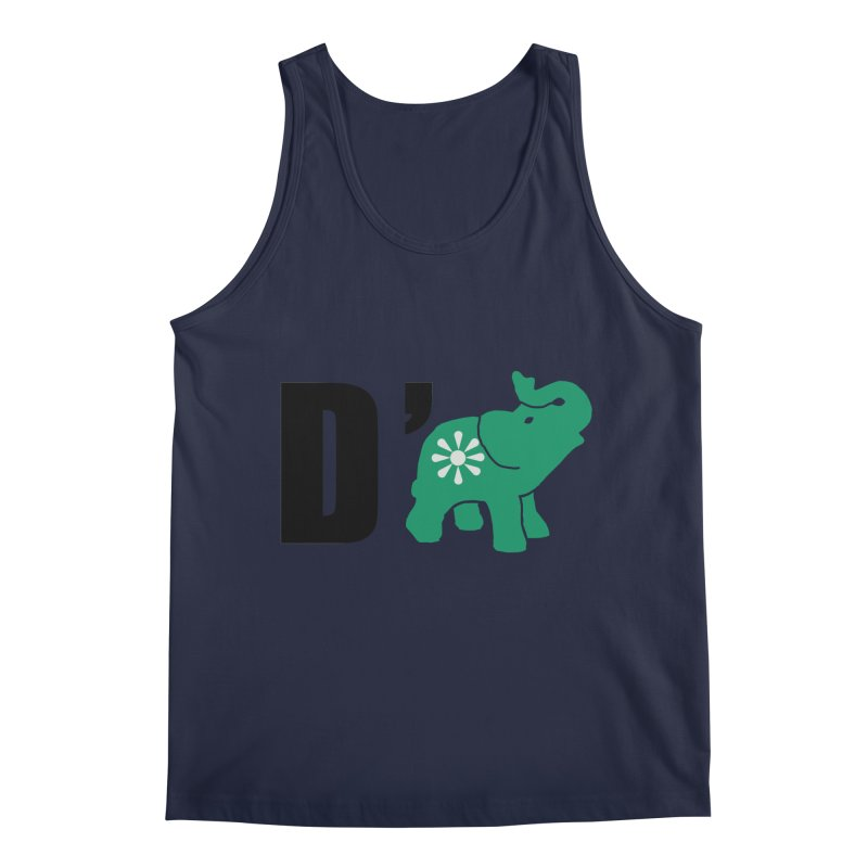 D'Elephant Men's Regular Tank by everyonesautonomous's Artist Shop