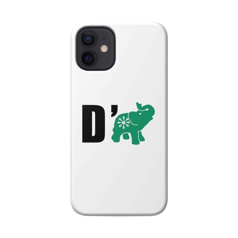 D'Elephant Accessories Phone Case by Everyone's Autonomous' Artist Shop