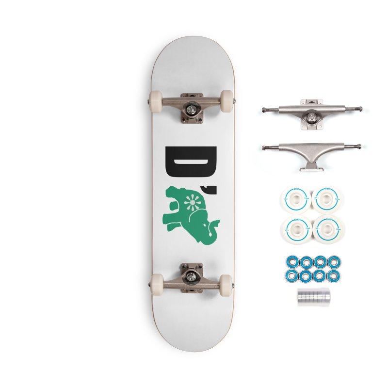 D'Elephant Accessories Skateboard by Everyone's Autonomous' Artist Shop