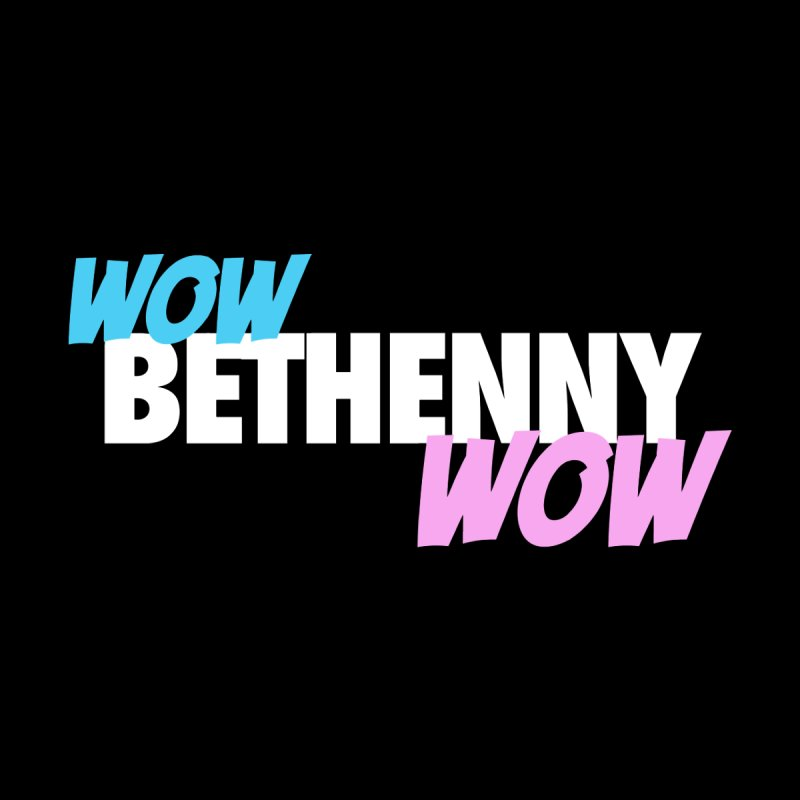 WOW Bethenny WOW Men's T-Shirt by everythingiconic's Artist Shop