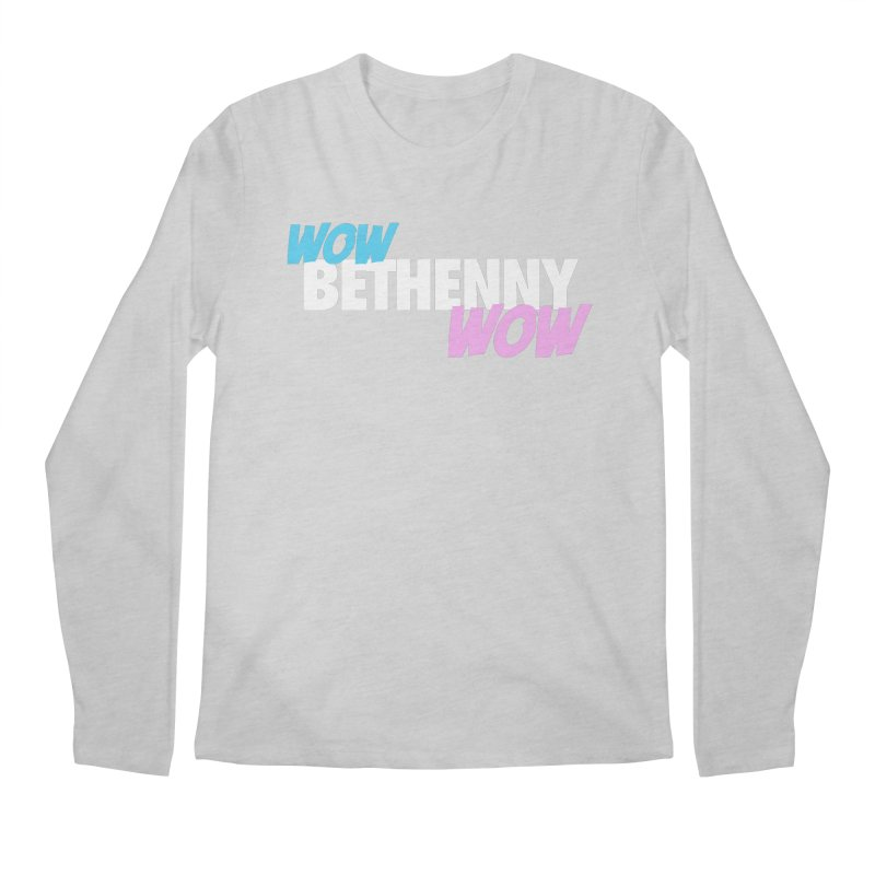 WOW Bethenny WOW Men's Regular Longsleeve T-Shirt by everythingiconic's Artist Shop