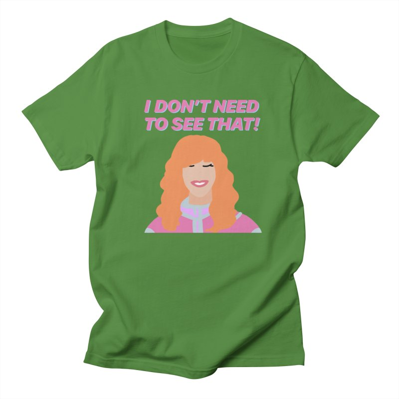 I DON'T NEED TO SEE THAT! - Valerie Cherish Comeback Men's T-Shirt by everythingiconic's Artist Shop