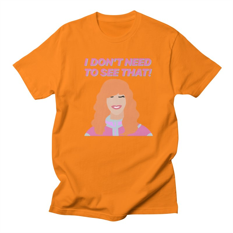 I DON'T NEED TO SEE THAT! - Valerie Cherish Comeback Men's Regular T-Shirt by everythingiconic's Artist Shop