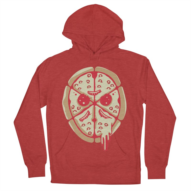 Pizza Friday Men's Pullover Hoody by EVILGOODS