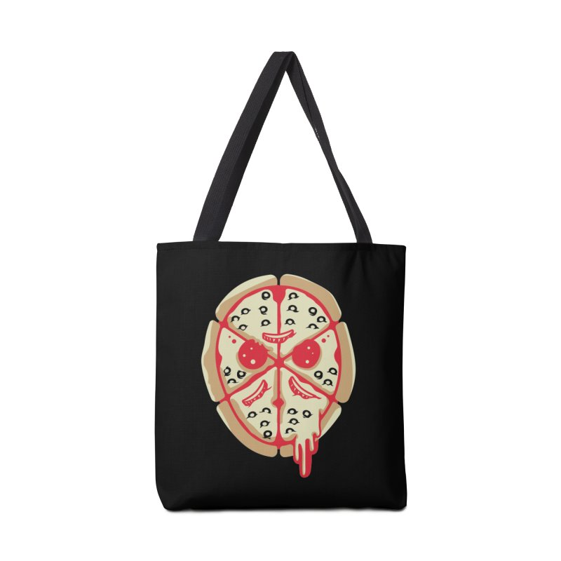 Pizza Friday Accessories Bag by EVILGOODS