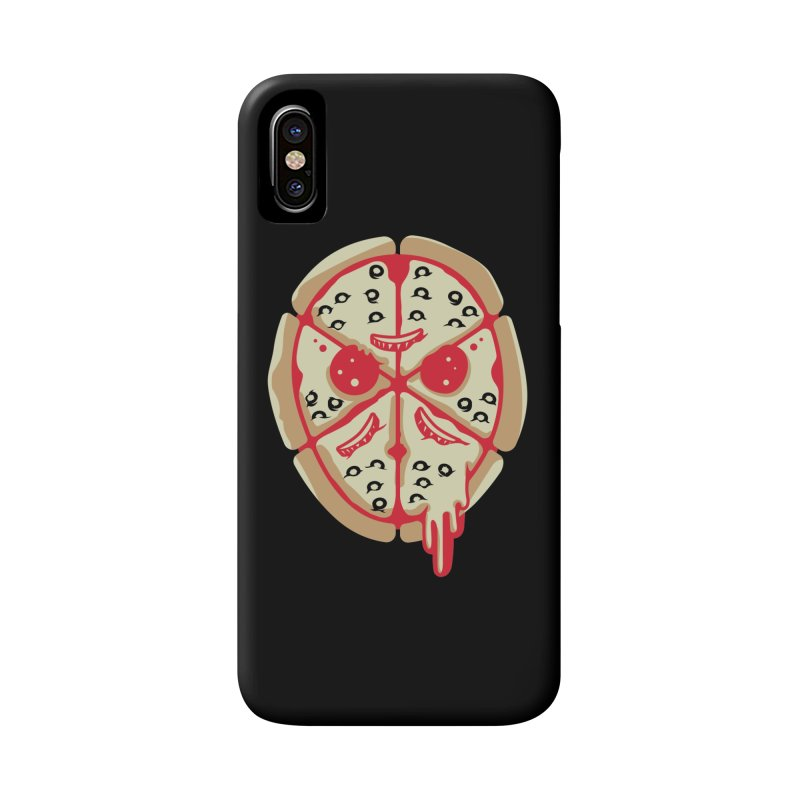 Pizza Friday Accessories Phone Case by EVILGOODS