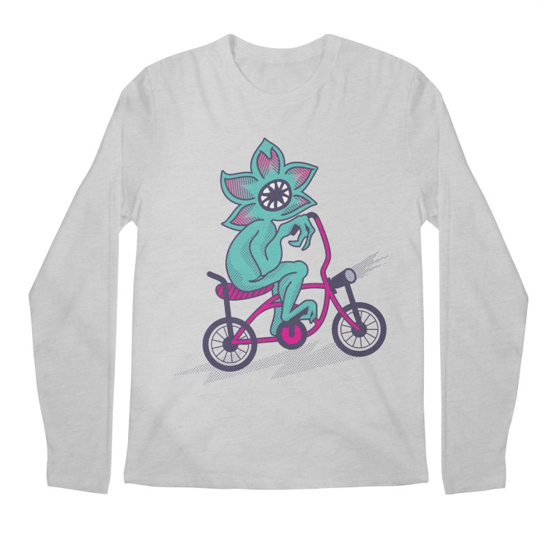 Cyclogorgon Men's Longsleeve T-Shirt by EVILGOODS