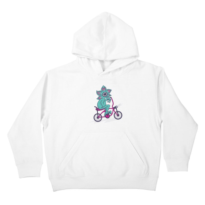 Cyclogorgon Kids Pullover Hoody by EVILGOODS