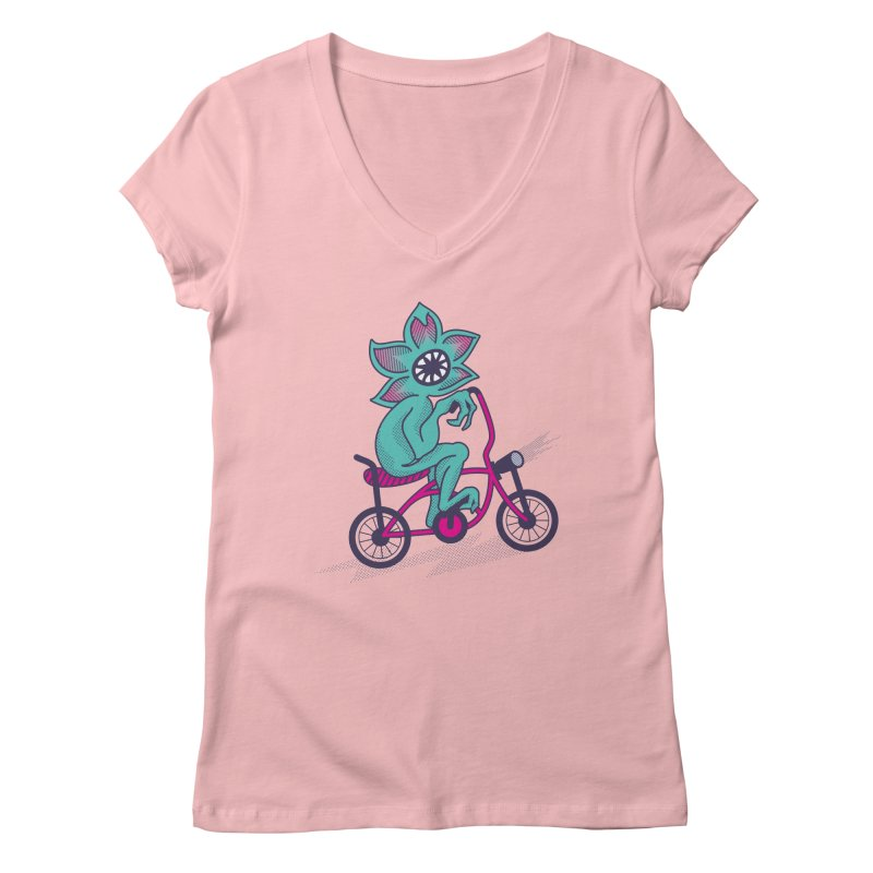 Cyclogorgon Women's V-Neck by EVILGOODS