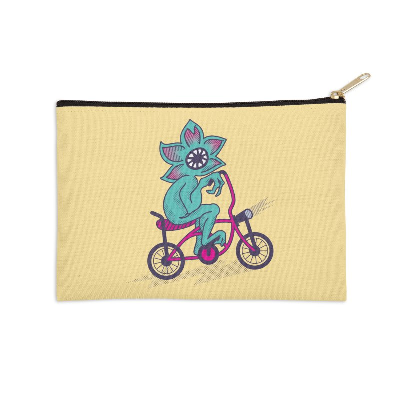 Cyclogorgon Accessories Zip Pouch by EVILGOODS