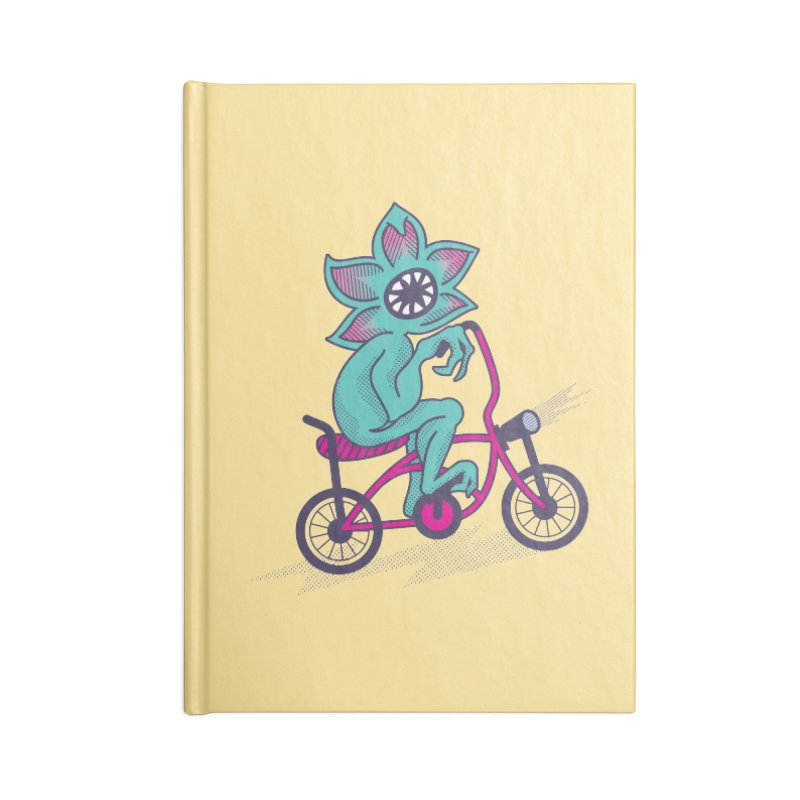 Cyclogorgon Accessories Notebook by EVILGOODS