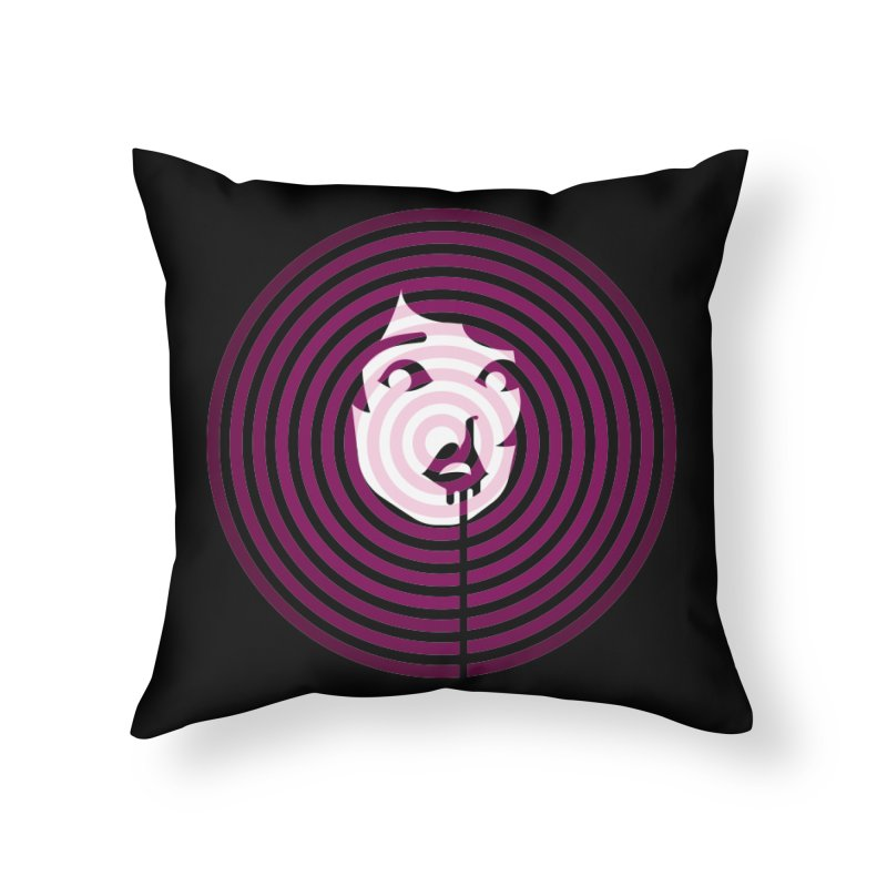 Darling! Home Throw Pillow by EVILGOODS