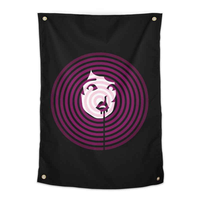 Darling! Home Tapestry by EVILGOODS