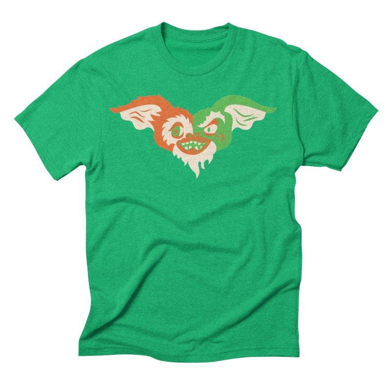 MoGremlin Men's Triblend T-shirt by EVILGOODS