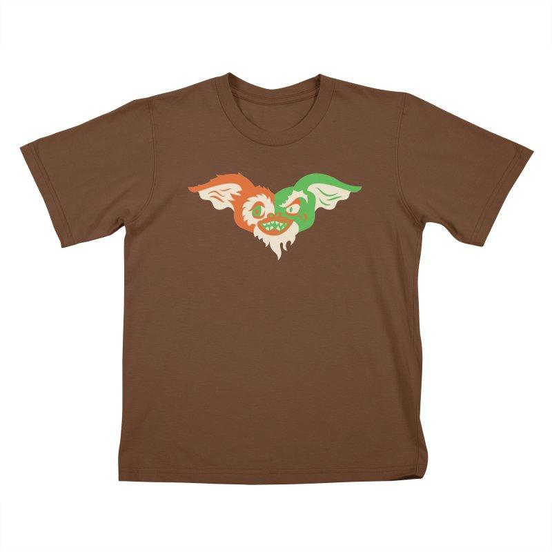 MoGremlin Kids T-shirt by EVILGOODS