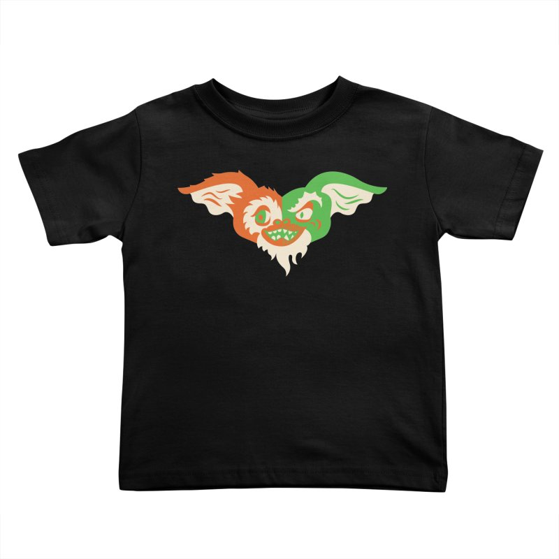 MoGremlin Kids Toddler T-Shirt by EVILGOODS