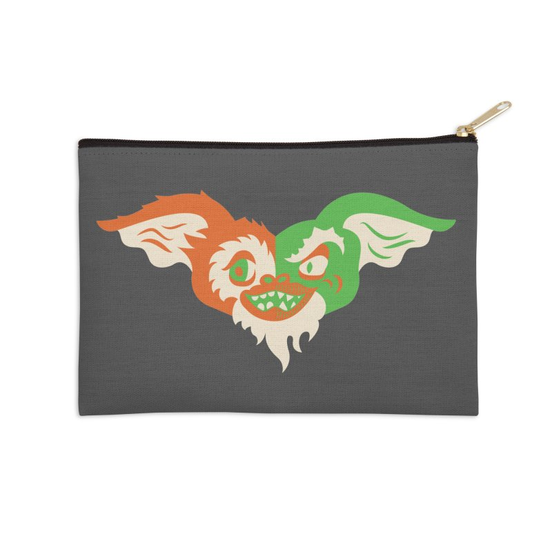 MoGremlin Accessories Zip Pouch by EVILGOODS