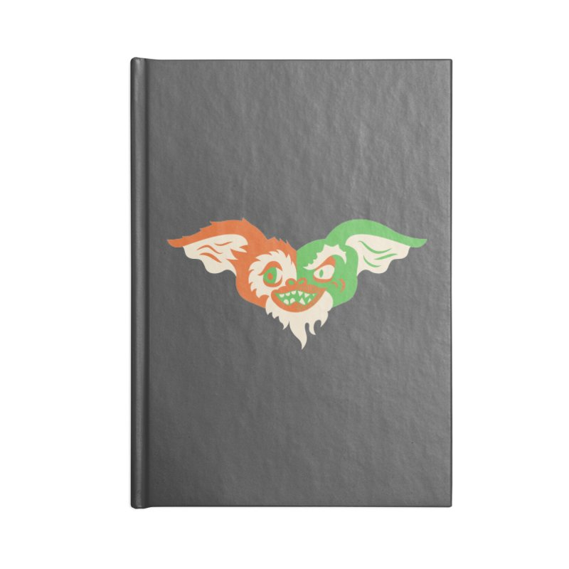 MoGremlin Accessories Notebook by EVILGOODS
