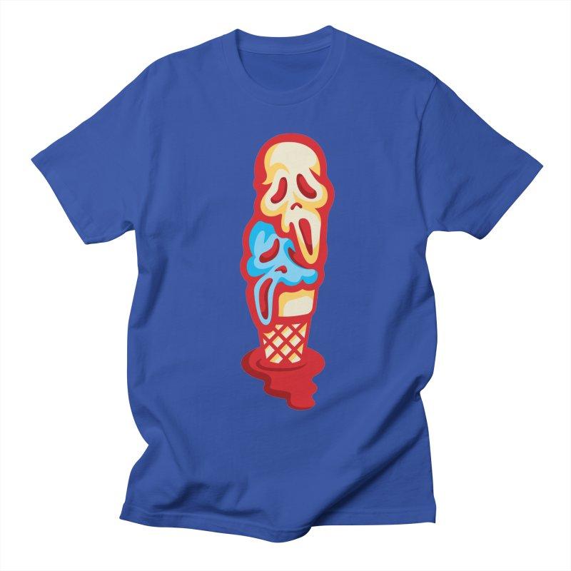 IceScream Women's Unisex T-Shirt by EVILGOODS