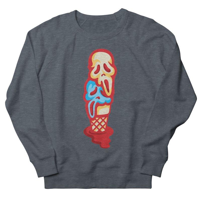 IceScream Men's Sweatshirt by EVILGOODS