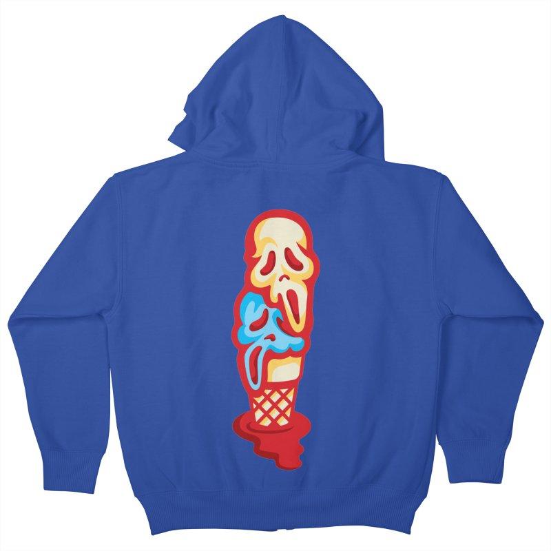 IceScream Kids Zip-Up Hoody by EVILGOODS