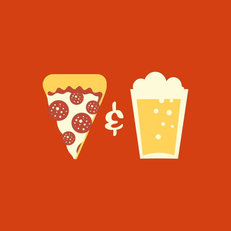 Pizza & Beer by EVILGOODS