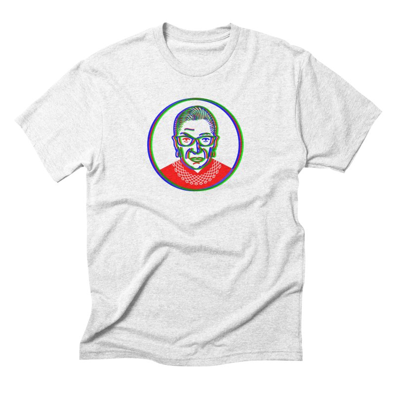 RBG in RGB Men's Triblend T-shirt by EVILGOODS