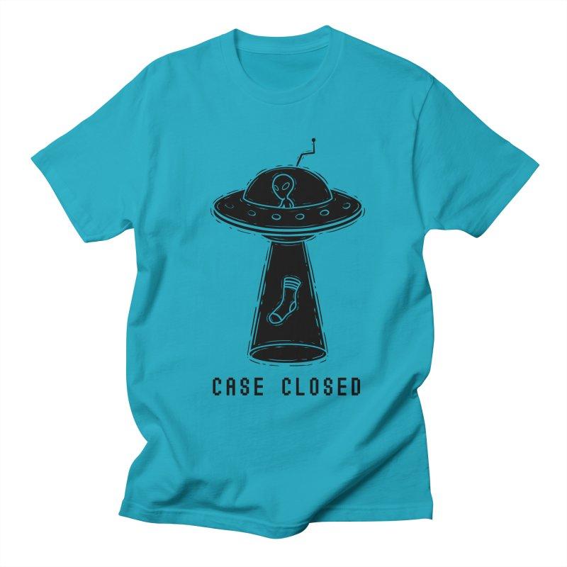 Case Closed Men's T-Shirt by eviliv's Artist Shop