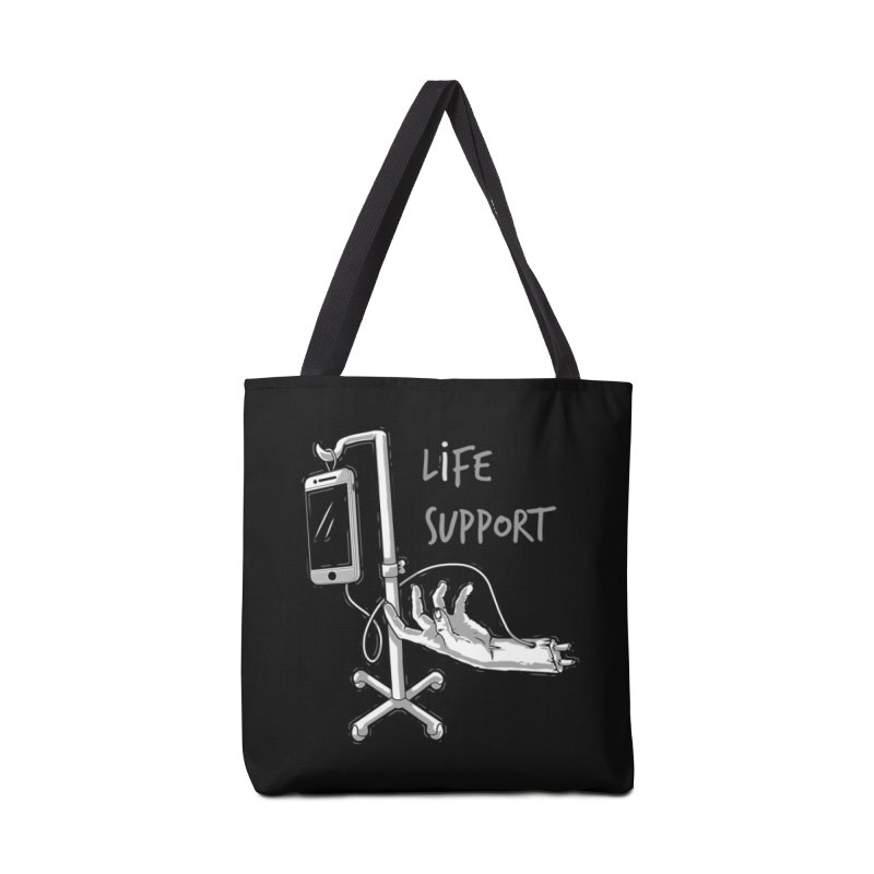 Life Support Accessories Bag by eviliv's Artist Shop
