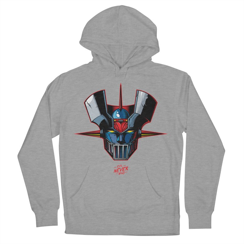 Classic Mecha MZ Women's Pullover Hoody by evilneverwins's Artist Shop