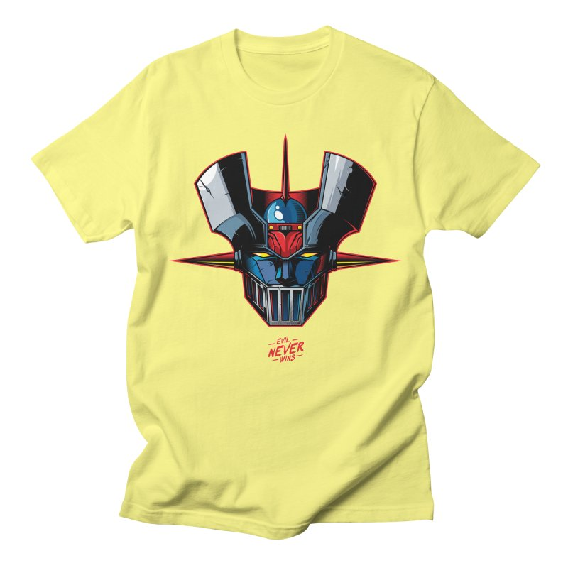 Classic Mecha MZ Women's Unisex T-Shirt by evilneverwins's Artist Shop
