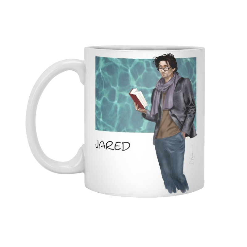Mage companion - Jared mug in Standard Mug White by Evil Overlord Games - The Shop!