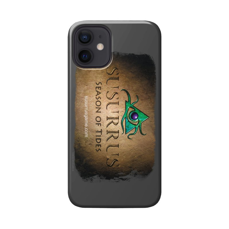 Susurrus Stone Logo Accessories Phone Case by Evil Overlord Games - The Shop!