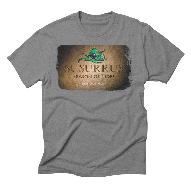 Susurrus Stone Logo Men's T-Shirt by Evil Overlord Games - The Shop!