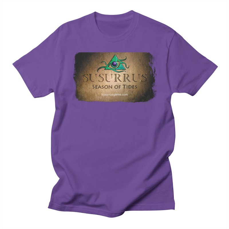 Susurrus Stone Logo Men's Regular T-Shirt by Evil Overlord Games - The Shop!