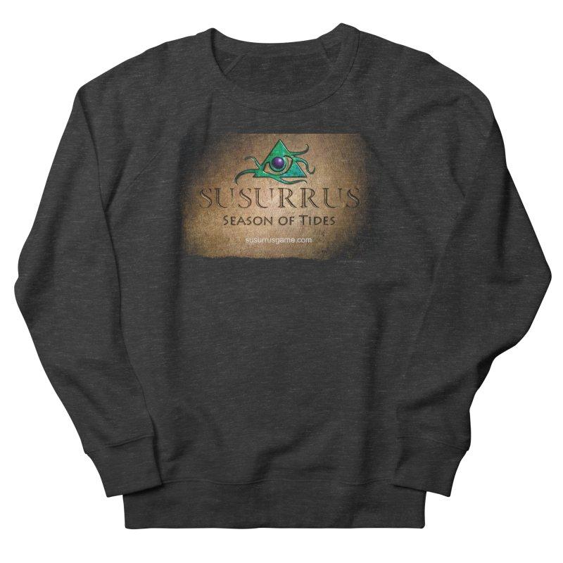 Susurrus Stone Logo Men's Sweatshirt by Evil Overlord Games - The Shop!
