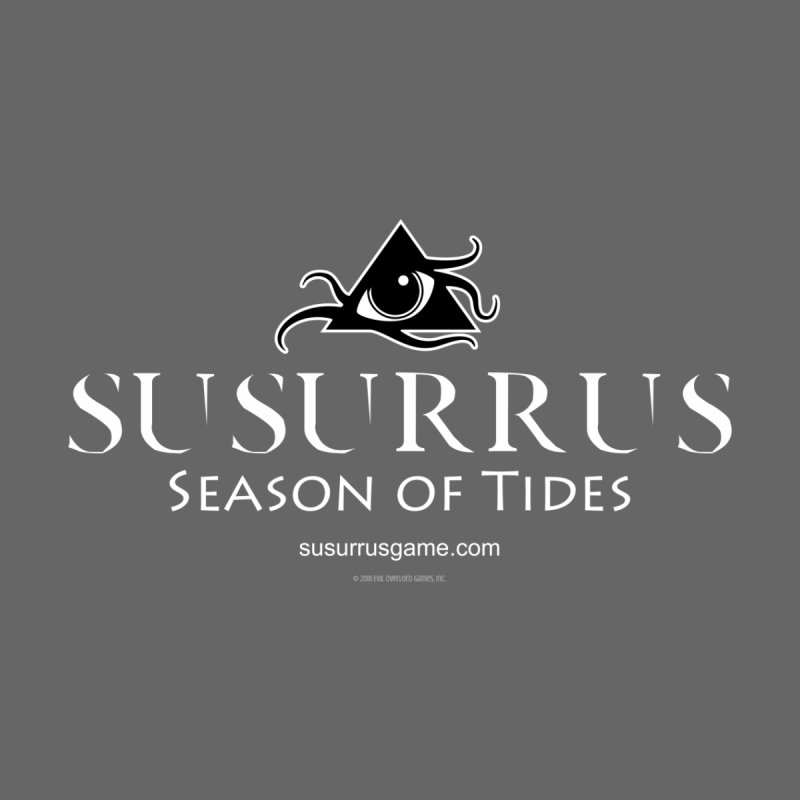 Susurrus Logo - Light Men's T-Shirt by Evil Overlord Games - The Shop!