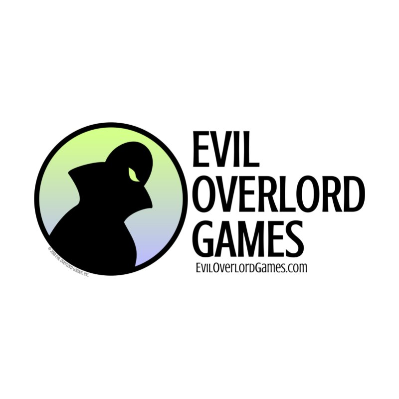 Evil Overlord logo - dark Women's T-Shirt by Evil Overlord Games - The Shop!