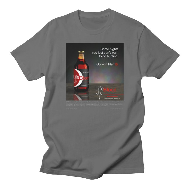 LifeBlood Ad Women's T-Shirt by Evil Overlord Games - The Shop!