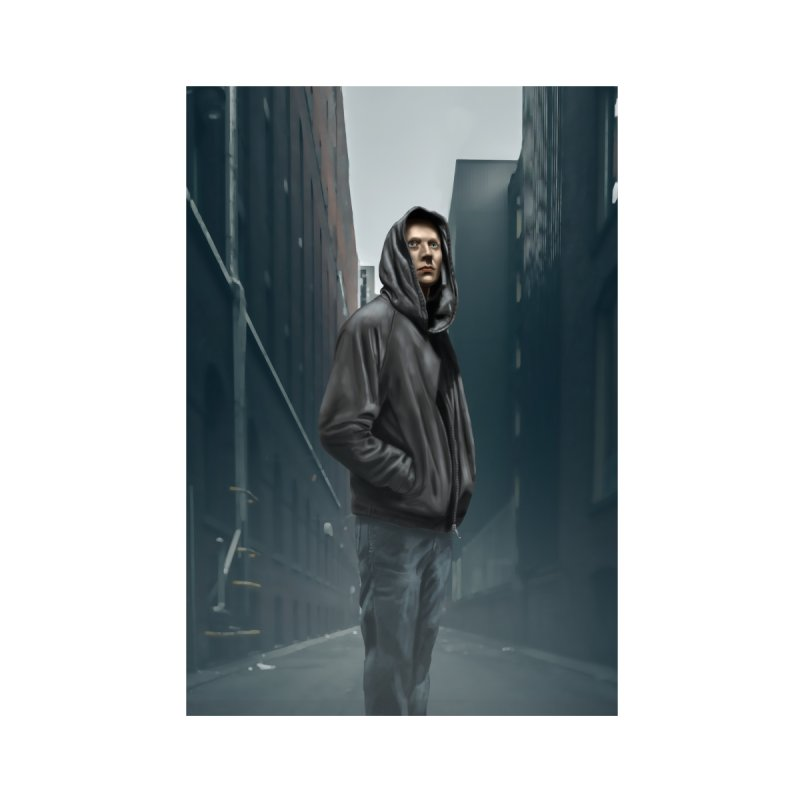 The Harbinger Home Fine Art Print by Evil Overlord Games - The Shop!