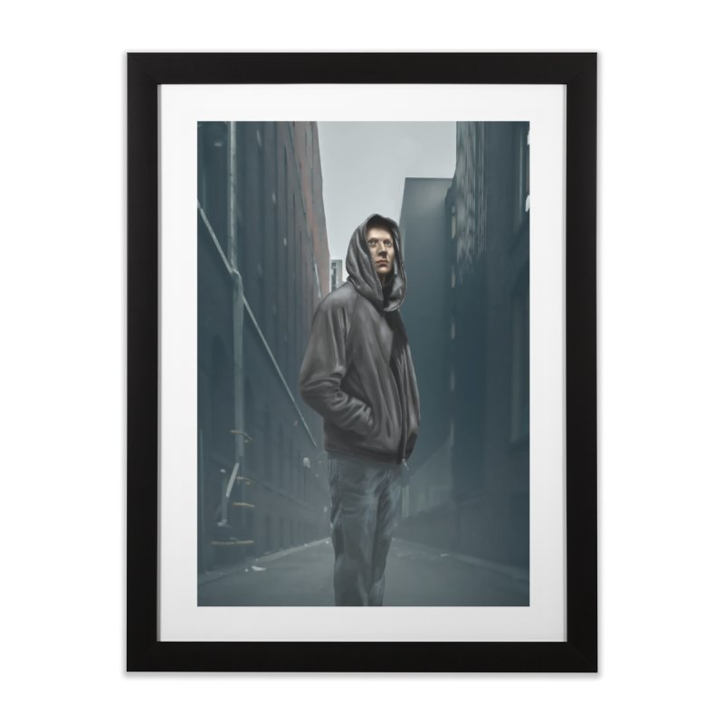 The Harbinger Home Framed Fine Art Print by Evil Overlord Games - The Shop!