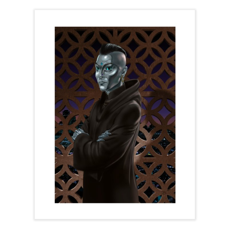 The Dreamweaver Home Fine Art Print by Evil Overlord Games - The Shop!