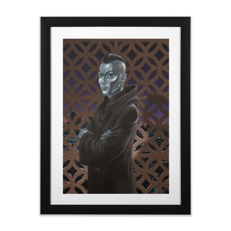 The Dreamweaver Home Framed Fine Art Print by Evil Overlord Games - The Shop!