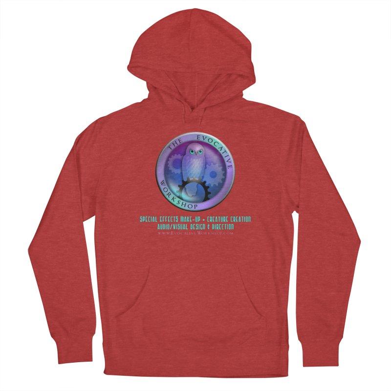 The Evocative Workshop Logo with full text Men's Pullover Hoody by The Evocative Workshop's SFX Art Studio Shop